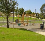 Parques Infantis e Áreas Adjacentes – Bairro de Ouressa, Algueirão