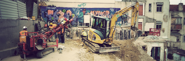 Flashback: Estabilização estrutural em Vila Martins