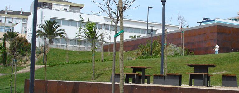 Parque Urbano do Forte da Casa, Fase II 1