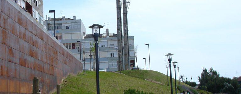 Parque Urbano do Forte da Casa, Fase II 2