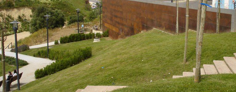 Parque Urbano do Forte da Casa, Fase II 3