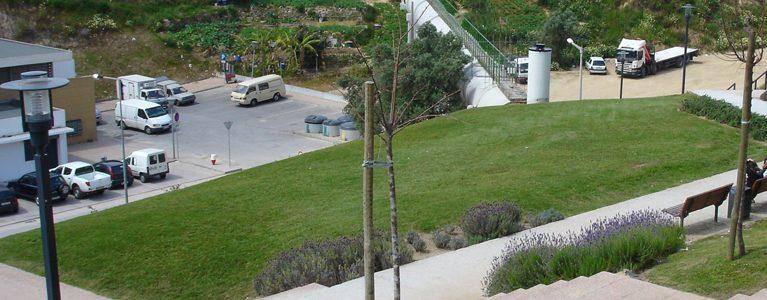 Parque Urbano do Forte da Casa, Fase II 4