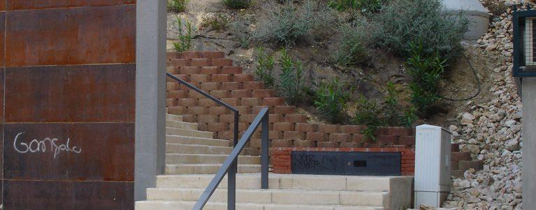 Parque Urbano do Forte da Casa, Fase II 5