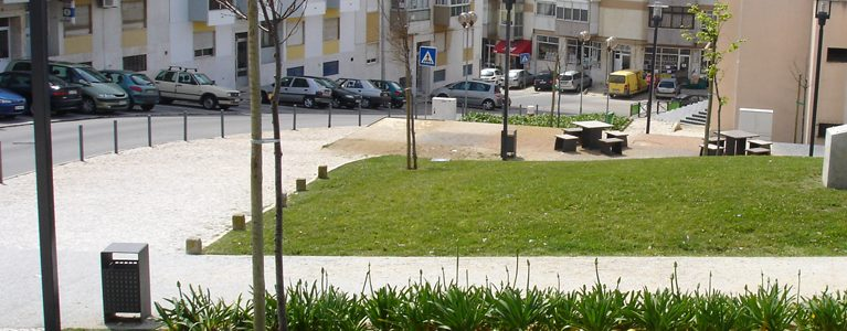 Parque Urbano do Forte da Casa, Fase II 9