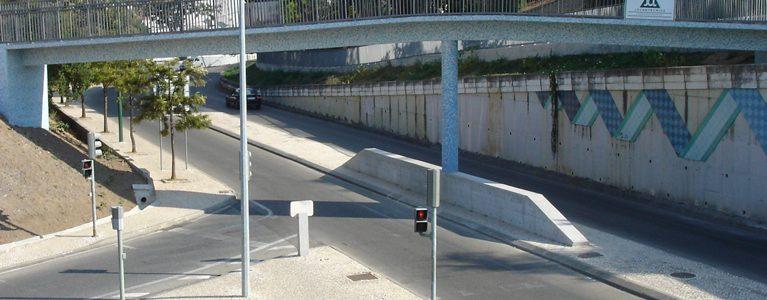 Viaduto Ciclo-Pedonal nos Púpilos do Exército 2