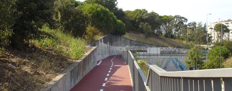 Viaduto Ciclo-Pedonal nos Púpilos do Exército 4