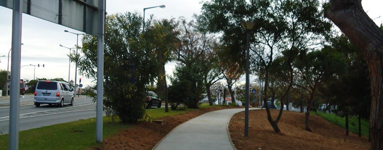 Rua do Sol e a Avenida Mota Pinto 1