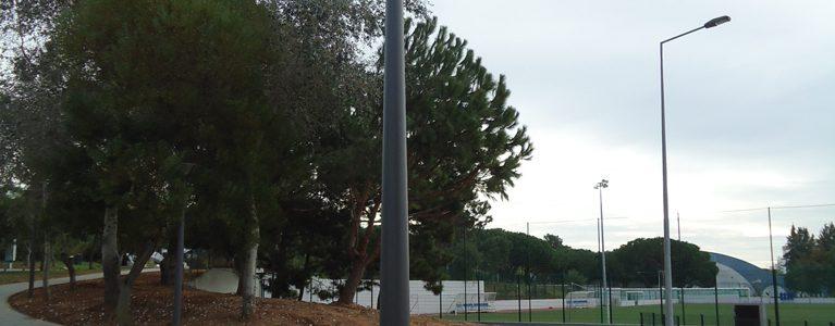 Rua do Sol e a Avenida Mota Pinto 10