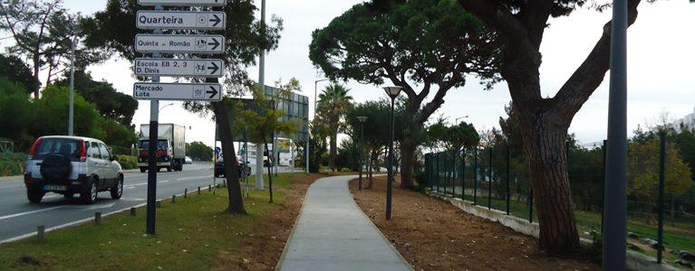 Rua do Sol e a Avenida Mota Pinto 3