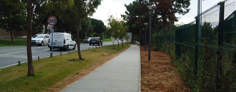 Rua do Sol e a Avenida Mota Pinto 4