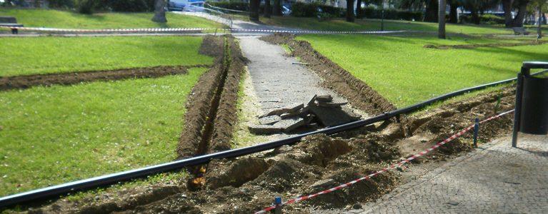 Rede De Rega Parque Eduardo VII 2