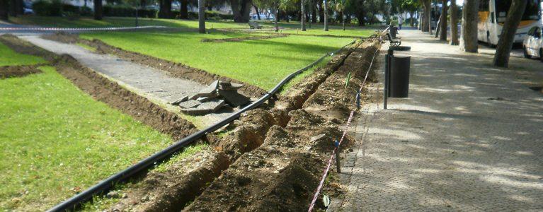 Rede De Rega Parque Eduardo VII 7
