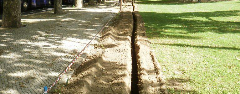 Rede De Rega Parque Eduardo VII 14