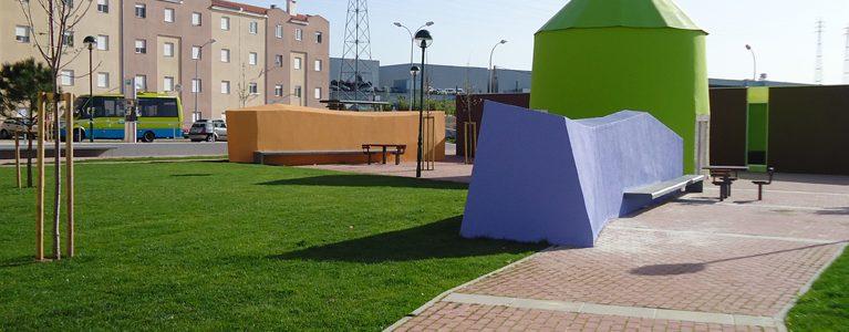 Parque Urbano do Bairro dos Navegadores 1