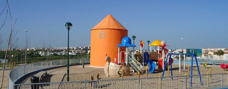 Parque Urbano do Bairro dos Navegadores 3