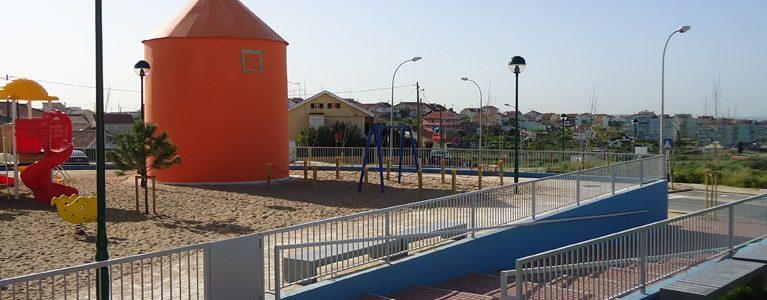 Parque Urbano do Bairro dos Navegadores 8