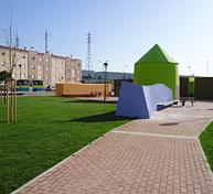 Parque Urbano do Bairro dos Navegadores