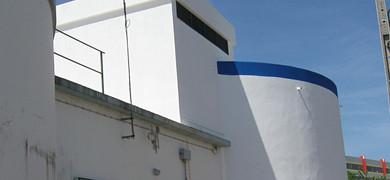 Ampliação do Reservatório de Pintéus<br /><br />